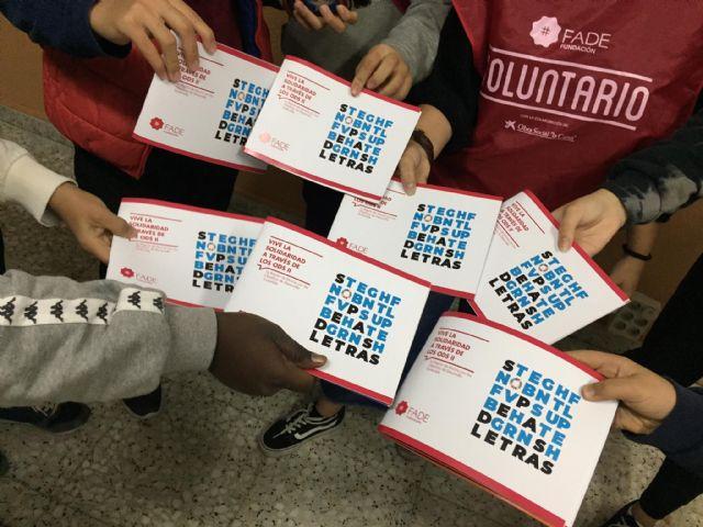 ´Vive la Solidaridad´ y ´ConcienciaODS´ sensibilizarán a más de 4.000 menores, jóvenes y voluntarios sobre los ODS - 1, Foto 1