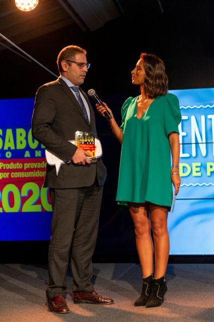 La gama Fuet Casero ElPozo, premiada como 'Sabor del Año' en Portugal, Foto 1