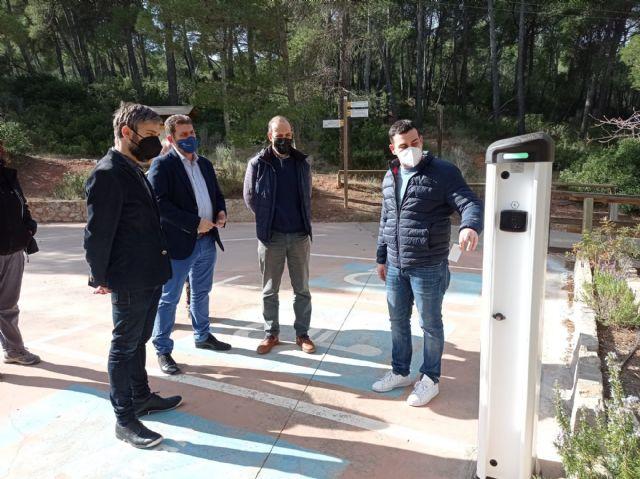 La Comunidad destina 96.000 euros a la mejora de la eficiencia energética del centro de visitantes Ricardo Codorníu en Sierra Espuña, Foto 1