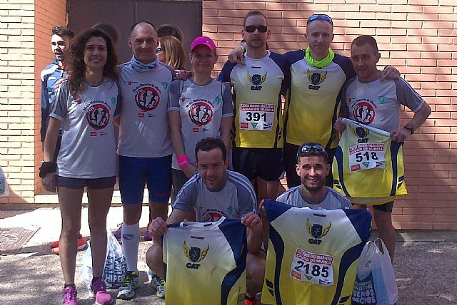 Great performance of Totana Athletics Club Half Marathon Murcia - 1