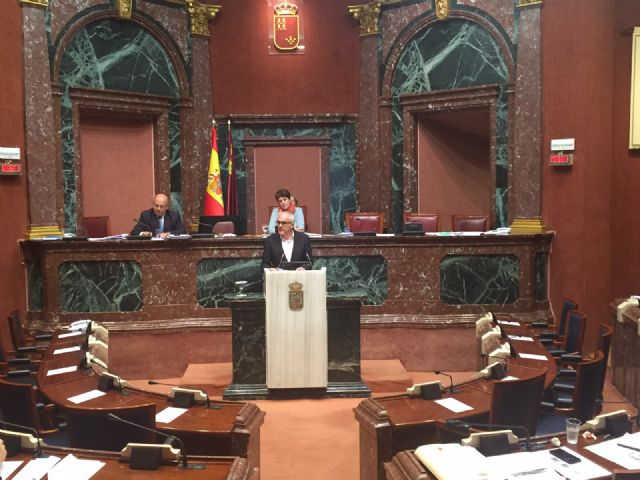 The PSOE achieved unanimity of the Assembly for the Holy of Totana Week is declared of National Tourist Interest, Foto 1