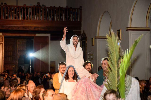 El musical La Pasión anuncia la llegada de la Semana Santa, Foto 4