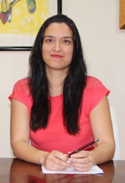 Lali Carrillo deja su cargo de concejala del Ayuntamiento de Alhama, Foto 1