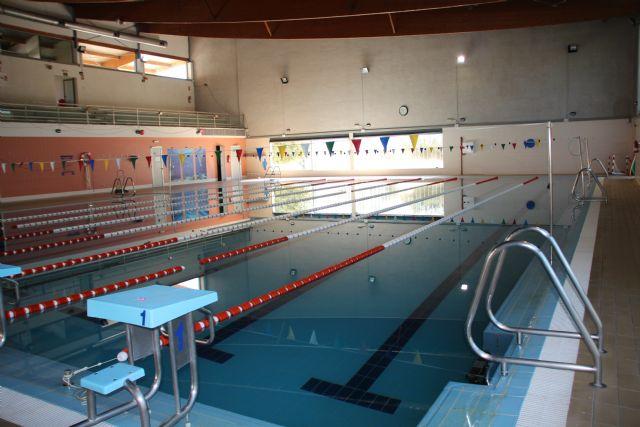 La piscina climatizada reabre el lunes 27 de marzo, Foto 1