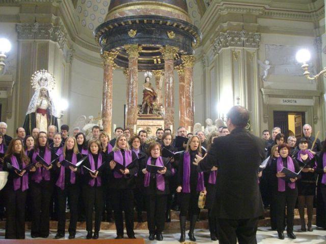 Concierto sacro sinfónico de Coral Discantus en Santo Ángel - 1, Foto 1