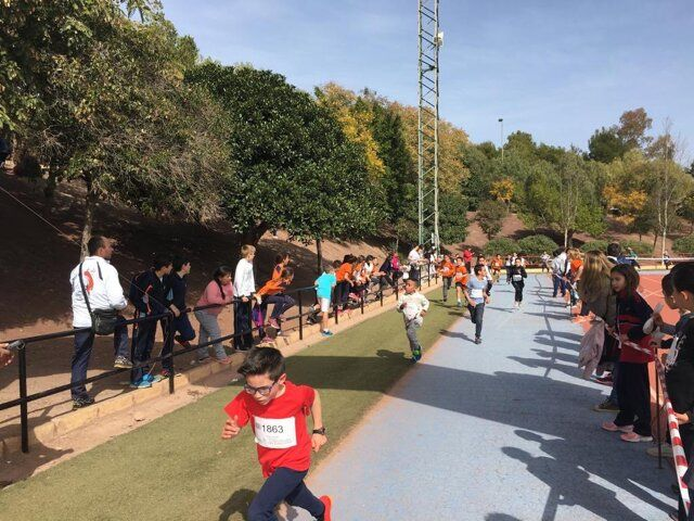 Lorca se convertirá el viernes en la capital regional de Campo a Través con la participación de más de 800 escolares en la final de esta modalidad - 1, Foto 1