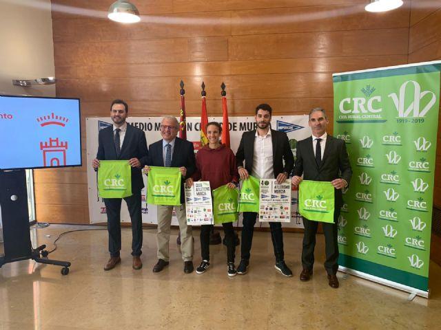Más de 1500 deportistas participarán en la Media Maratón Ciudad de Murcia Hipercor que tendrá lugar el domingo - 1, Foto 1