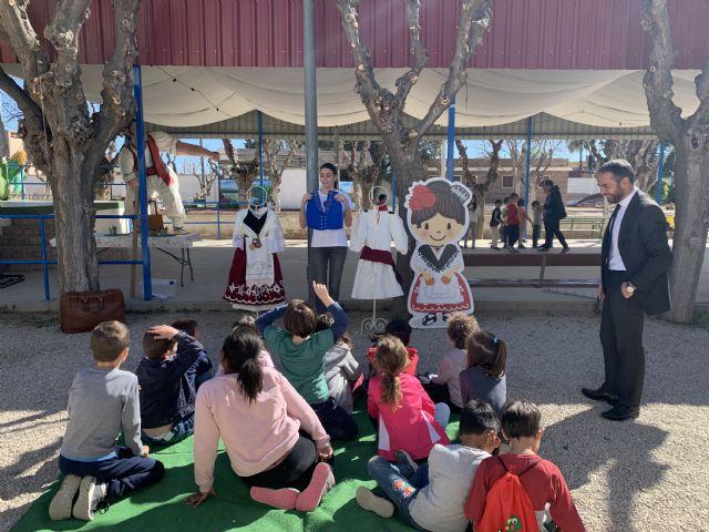 25 colegios del municipio participan en la actividad 'Tradiciones Huertanas' - 1, Foto 1