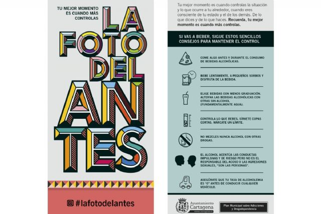 Actividades de prevención de drogodependencias en las fiestas de San José de la UPCT - 1, Foto 1