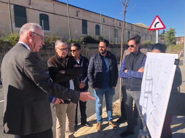 Urbanismo abre un nuevo vial de acceso a una zona de expansión de El Palmar con capacidad para cerca de 300 viviendas - 1, Foto 1