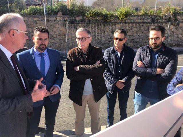 Urbanismo abre un nuevo vial de acceso a una zona de expansión de El Palmar con capacidad para cerca de 300 viviendas - 2, Foto 2