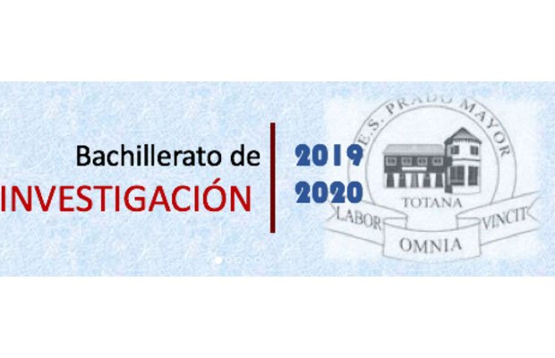 The research baccalaureate will arrive next year at IES Prado Mayor de Totana - 1