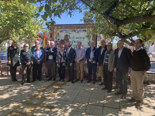 La Concejalía de Patrimonio y la Federación de Peñas Huertanas firman un convenio de actualización y regularización de cesión de uso de los terrenos ubicados en la Fica - 2, Foto 2