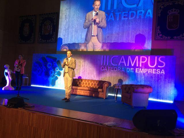 Nueva cátedra de industria 4.0 en la Universidad Politécnica de Cartagena, Foto 1
