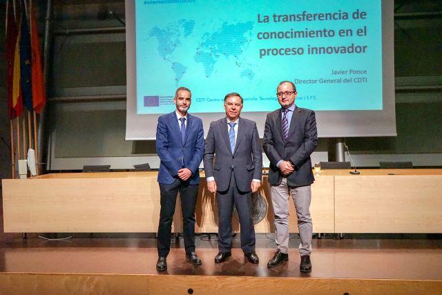 La innovación tecnológica actual es fruto de la estrecha colaboración entre las empresas y los centros de investigación, Foto 3