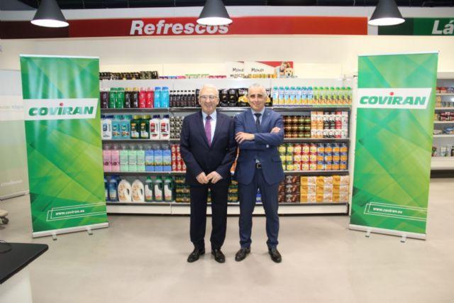 Coviran sigue creciendo: en 2018 sus ventas brutas bajo enseña ascienden a 1.372 millones de euros, y su cifra de negocio se eleva un 5,6%, Foto 3