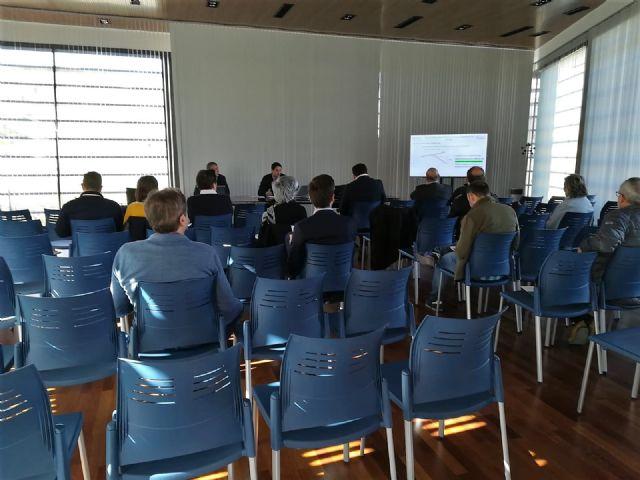 El Ayuntamiento de Alcantarilla convocó hoy la segunda mesa de trabajo del PACES, Plan de Acción para el Clima y la Energía Sostenible 2030 - 1, Foto 1