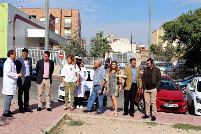 El Centro de Salud Alcantarilla-Sangonera, situado en el barrio de Vistabella, más cerca de ser reformado por completo y ampliado con nuevos servicios - 1, Foto 1