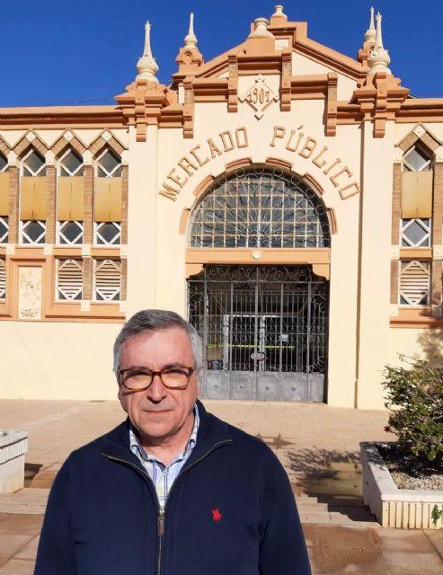 Ginés Raja Hernández, candidato de Somos Región a la alcaldía de La Unión - 1, Foto 1