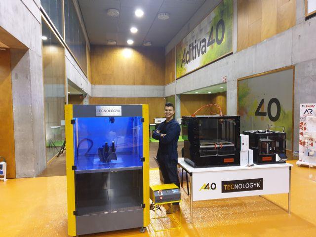 Un fondo de inversión de EEUU ofrece 4,5 millones de euros para hacerse con la empresa murciana Tecnologyk - 1, Foto 1