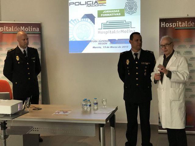 #StopAgresiones El Hospital de Molina se suma al Día Nacional contra las Agresiones en el Ámbito Sanitario - 3, Foto 3