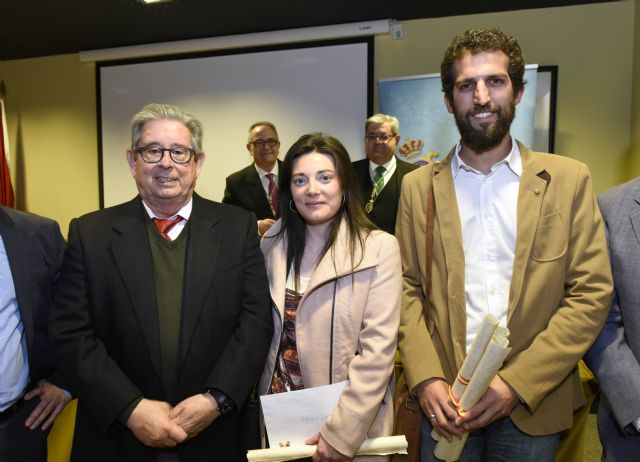 Grupo Fuertes entrega su premio nacional a la investigación alimentaria, Foto 2