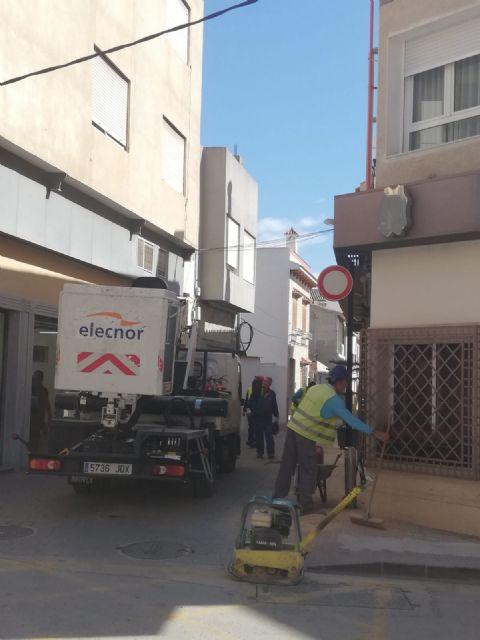 Iberdrola renueva sus redes eléctricas en las avenidas Cartagena y Juan Carlos I, Foto 3