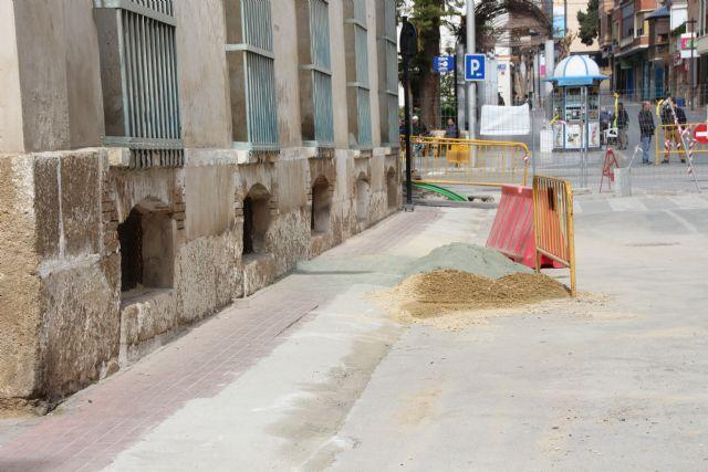 Iberdrola renueva sus redes eléctricas en las avenidas Cartagena y Juan Carlos I, Foto 4