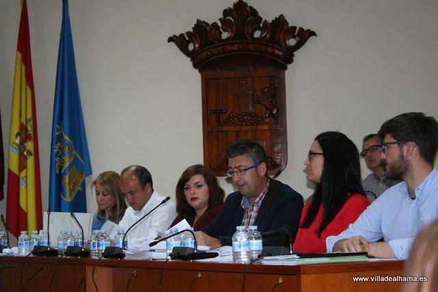 Aprobados los Presupuestos Municipales con las enmiendas de IU-Verdes, Foto 2