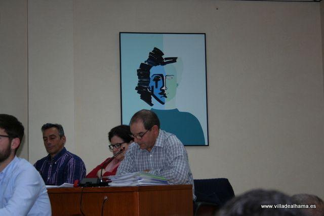 Aprobados los Presupuestos Municipales con las enmiendas de IU-Verdes, Foto 3
