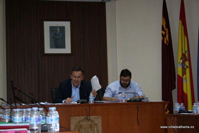 Aprobados los Presupuestos Municipales con las enmiendas de IU-Verdes, Foto 4