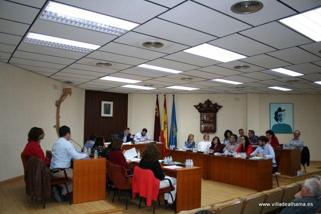 Aprobados los Presupuestos Municipales con las enmiendas de IU-Verdes, Foto 5