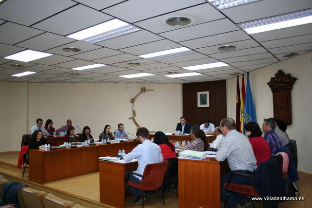 Aprobados los Presupuestos Municipales con las enmiendas de IU-Verdes, Foto 6