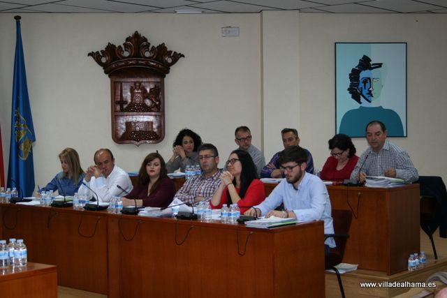 Aprobados los Presupuestos Municipales con las enmiendas de IU-Verdes, Foto 7