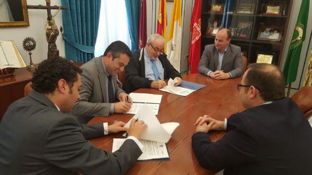 Convenio para llevar a cabo actividades formativas en los centros escolares de Alcantarilla - 2, Foto 2