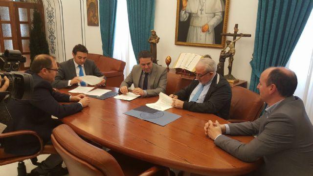 Convenio para llevar a cabo actividades formativas en los centros escolares de Alcantarilla - 3, Foto 3