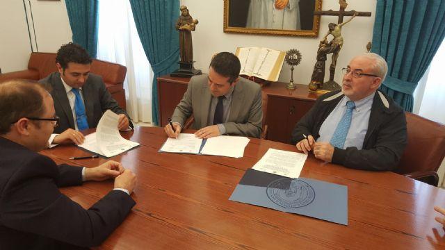 Convenio para llevar a cabo actividades formativas en los centros escolares de Alcantarilla - 4, Foto 4