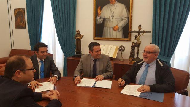 Convenio para llevar a cabo actividades formativas en los centros escolares de Alcantarilla - 5, Foto 5