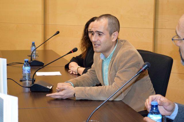 Antonio Cano presenta en Mazarrón Epitafio en la arena - 2, Foto 2