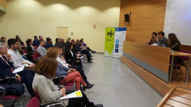 La Comunidad forma a 80 empresarios y profesionales sobre la nueva Ley de Marcas - 2, Foto 2