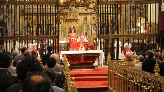 """Mons. Lorca invita a ser """"verdaderos testigos"""" en esta Semana Santa - 2, Foto 2"""