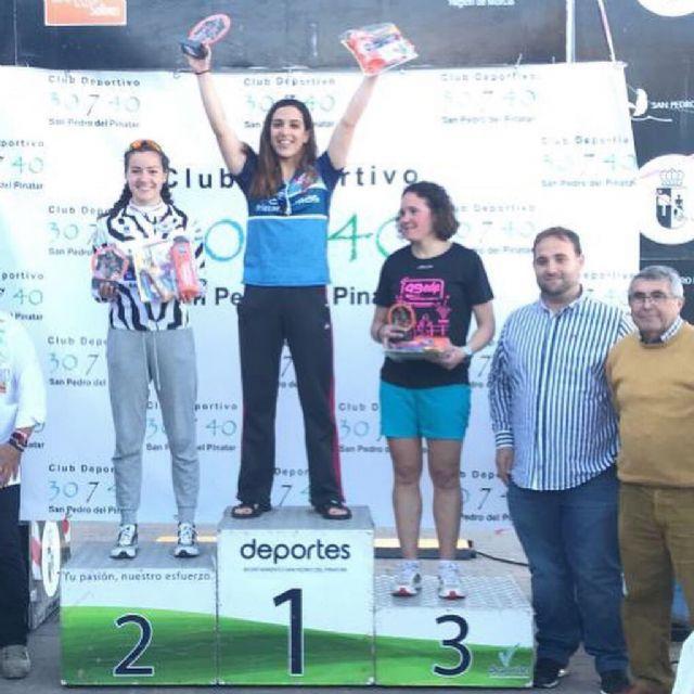Amelia Ayuso y Daniel Plá, Campeones Regionales de Triatlón - 1, Foto 1