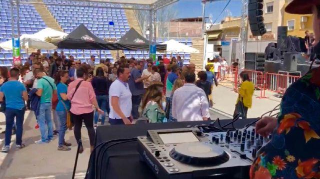 Más de 1.500 personas disfrutan en Las Torres de Cotillas de las 12 horas de fiesta del II Festival Decotilleo - 1, Foto 1