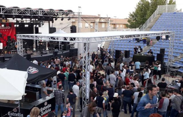 Más de 1.500 personas disfrutan en Las Torres de Cotillas de las 12 horas de fiesta del II Festival Decotilleo - 4, Foto 4