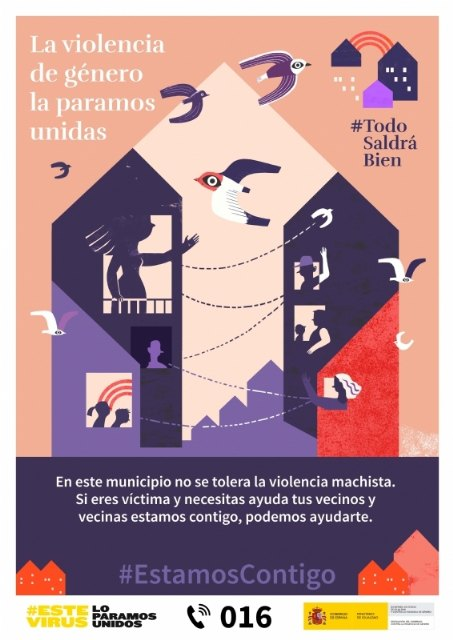 The Department of Equality condemns the third act of gender violence in the confinement