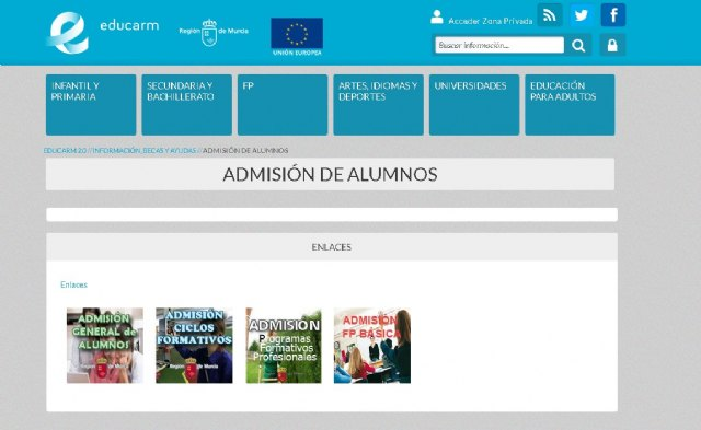 The deadlines for the student admission process for the 2020/21 academic year remain interrupted