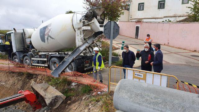La Comunidad invierte cerca de 265.000 euros para acondicionar y mejorar la seguridad de dos vías rurales de Bullas - 1, Foto 1