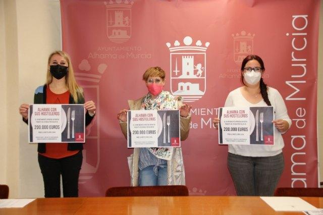 El Ayuntamiento lanza nuevas ayudas para hostelería por valor de 200.000 euros - 2, Foto 2