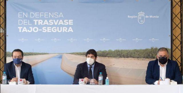 El PP de Las Torres de Cotillas presenta una moción al Pleno en defensa del Trasvase Tajo-Segura - 1, Foto 1