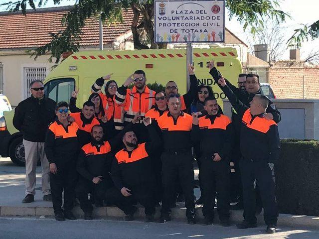 La Junta Local de Gobierno acuerda liquidar de forma trimestral la relación de gastos correspondientes a la Agrupación de Voluntarios de Protección Civil de Totana, Foto 1